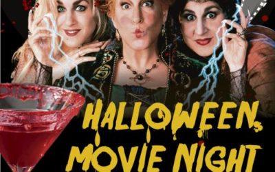 Surval Halloween Movie Night