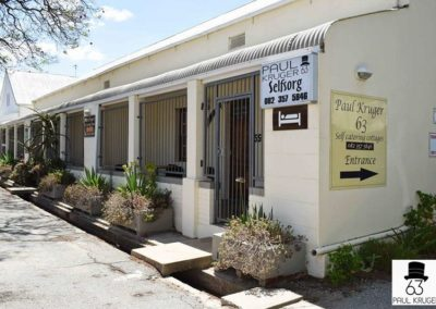 Paul Kruger 63 Self Catering Cottages