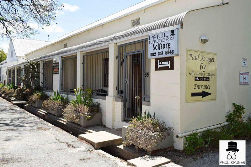 Paul Kruger 63 Self Catering Cottages