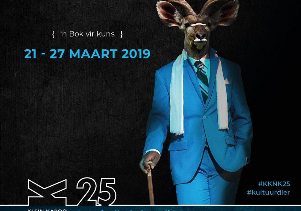 Kunste Onbeperk Kultuurdier 21 – 27 Maart 2019