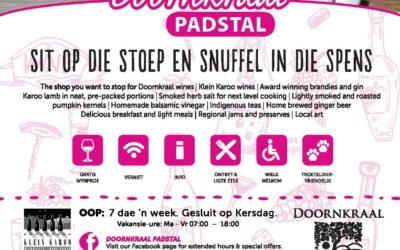 Doornkraal Padstal – Extended Hours