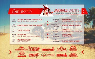 Jakhals Events 2019