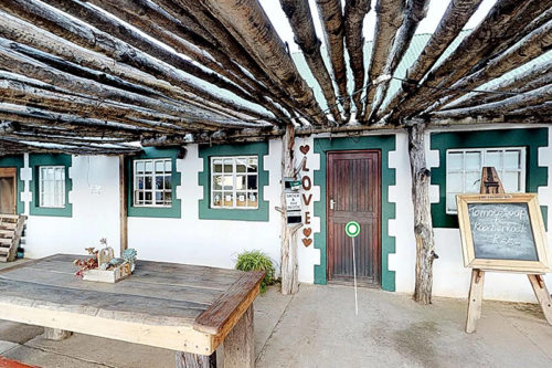 Kobus se Gat Restaurant Oudtshoorn