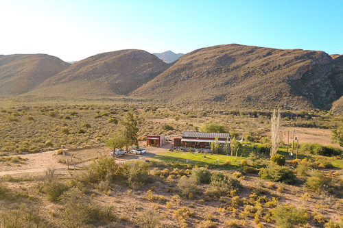 Waterval Eco Farmstay Ladismith