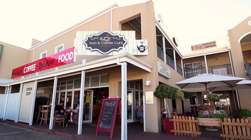 Nuts & Coffee Cafe Oudtshoorn