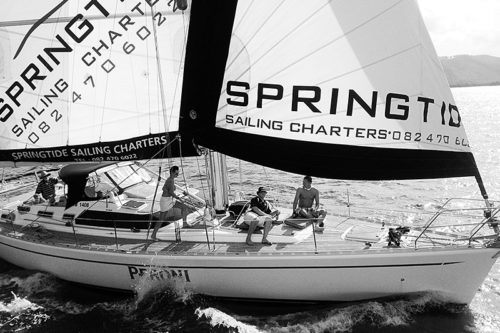 Springtide Charters in Knysna