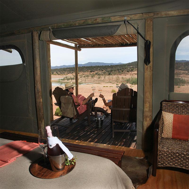 Accommodation in Oudtshoorn