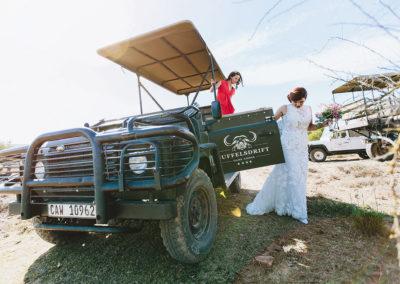 Buffelsdrift Game Lodge Wedding
