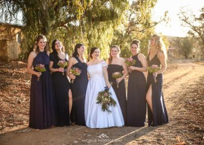 La Plume Boutique Guest House - Bride with Bridesmaids