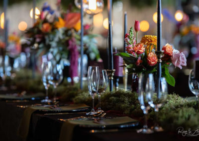 Surval Boutique Olive Estate - Wedding Decor